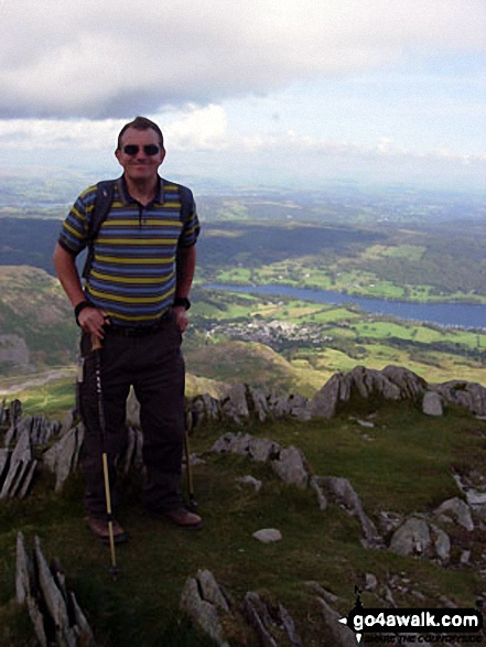 On The Old Man of Coniston