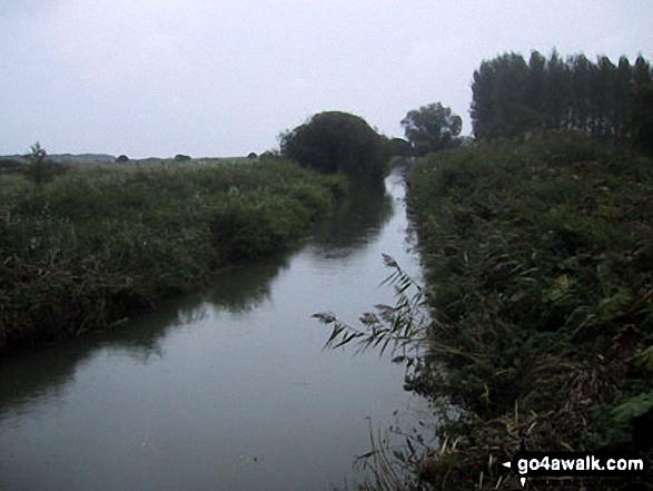 Minsmere New Cut Canal, Eastbridge