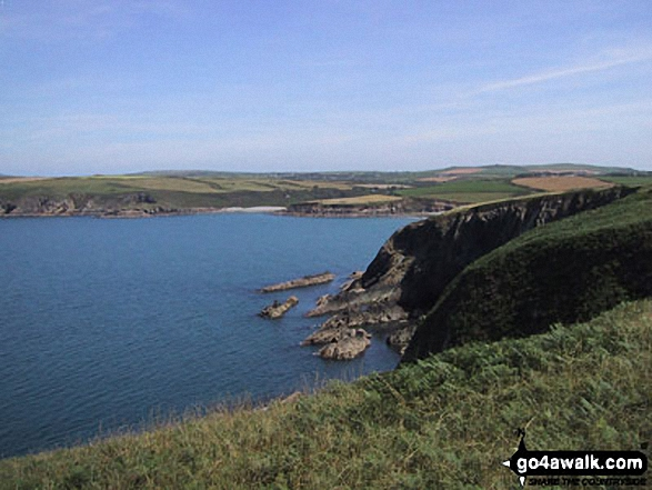 The Pembrokeshire Coast Path