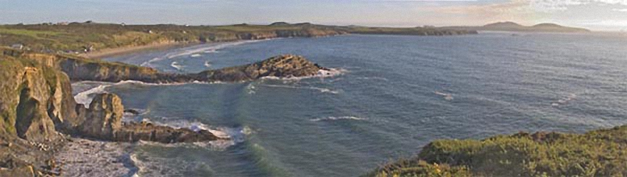 Whitesands Bay, St David's Head