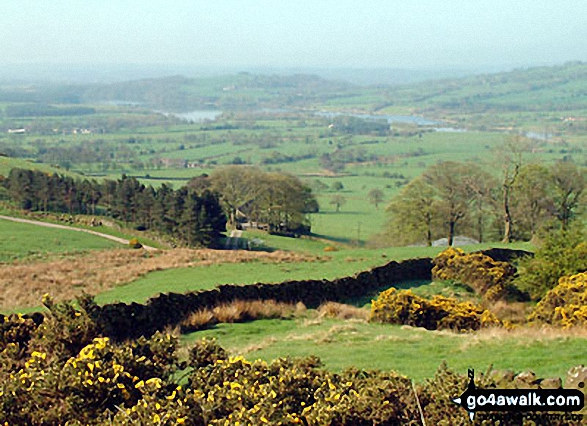 Tithesworth Reservoir from The Roaches