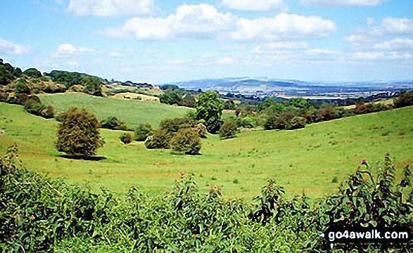 Lynes Barn Farm from Campden Lane (Track)