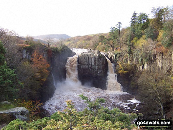High Force on the River Tees