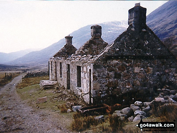 Rowcoish Bothy The West Highland Way