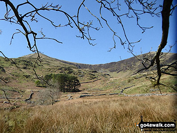 Enroute to Cwm Pennant