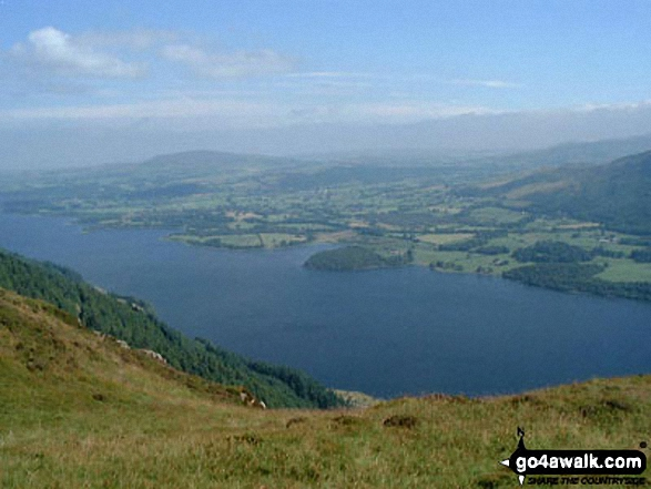 Bassenthwaite from Barf