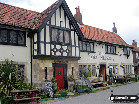 The Lord Nelson, Reedham