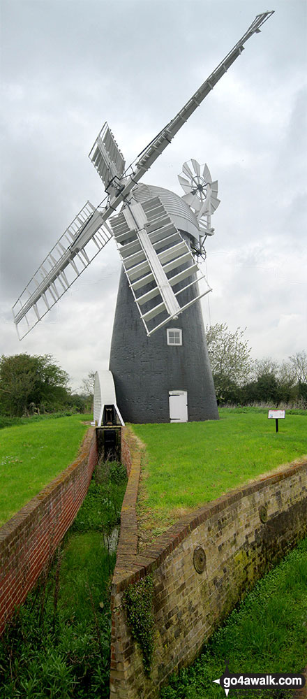 Polkey's Drainage Mill