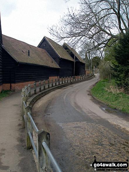 Walkern Village