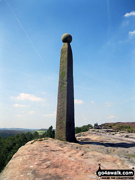 Nelson's Monument (Birchen Edge)