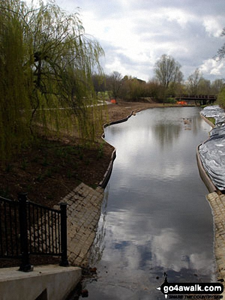 Walk ht112 Fairlands Valley Park, Stevenage - Fairlands Valley Park, Stevenage