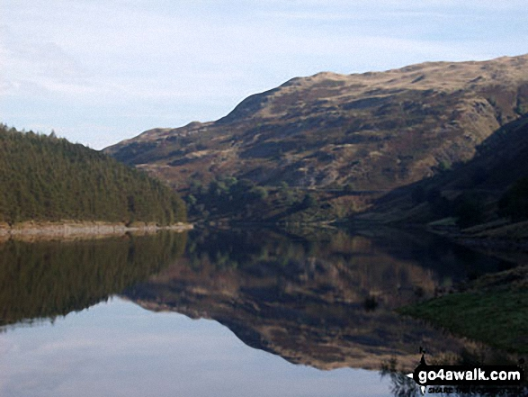 Haweswater Reservoir from Mardale Head
