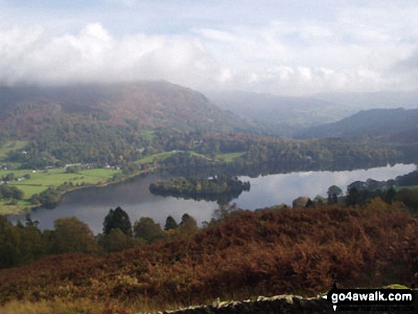Grasmere from Silver How
