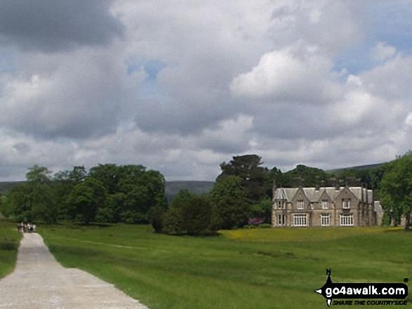 Knowlemere Manor near Dunsop Bridge