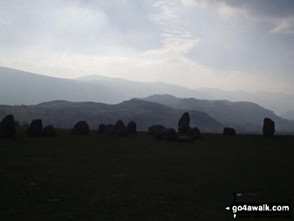 Castlerigg Stone Circle nr Keswick