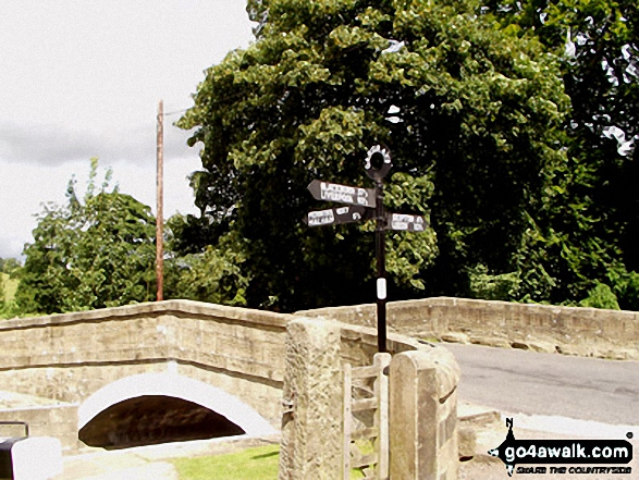 Gargrave (on the Pennine Way)