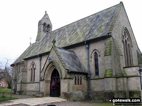Welshampton Church
