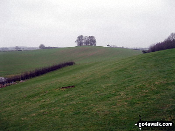 The Shropshire countryside from near Ellesmere Point