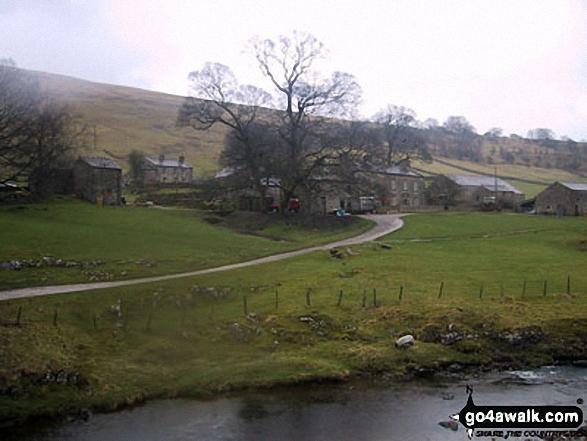 Yockenthwaite village