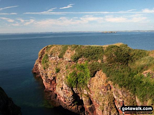 Headland, St Brides Bay