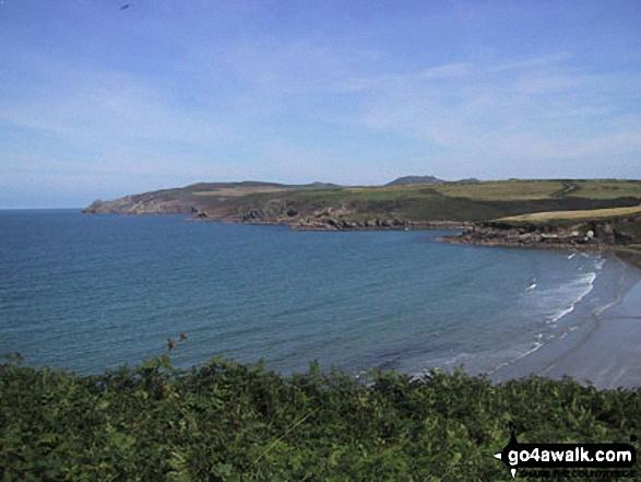 Aber Mawr, The Pembrokeshire Coast Path