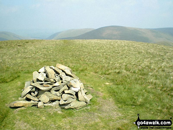 Yarlside summit cairn