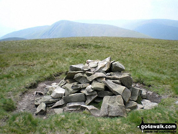 Randygill Top summit cairn