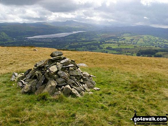 Walk Pen y Bwlch Gwyn walking UK Mountains in The Arenigs Area Snowdonia National Park*<br> Gwynedd    Wales