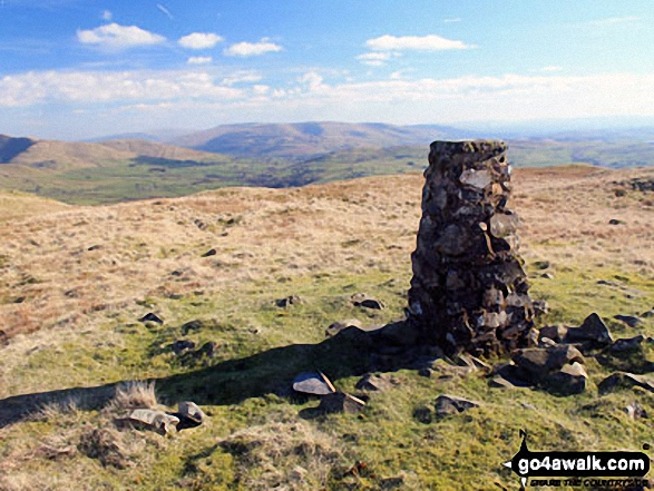 Grayrigg Forest Trig Point