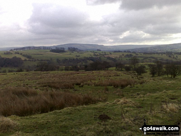 Walk Wincle Minn walking UK Mountains in The White Peak Area The Peak District National Park Cheshire    England
