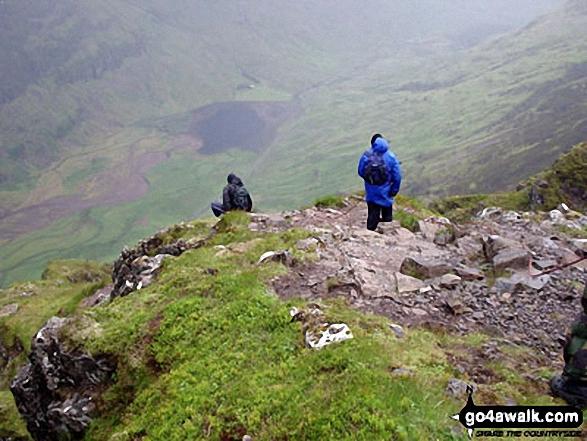 Meall Dearg (Aonach Eagach) Photo by Iain Macdonald