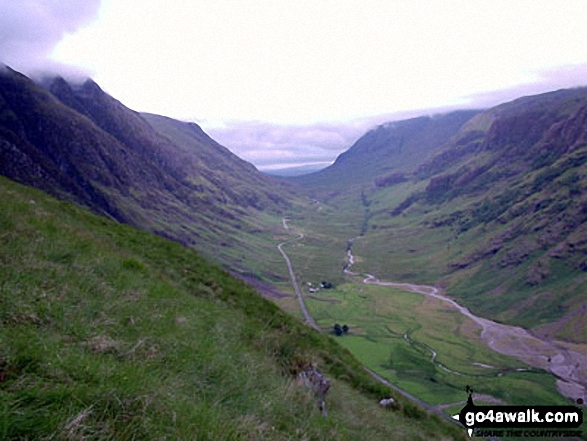Sgorr nam Fiannaidh (Aonach Eagach) Photo by Iain Macdonald