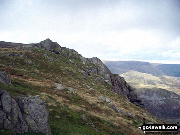 Tarn Crag (Sleddale) Photo by Ian Gaylard