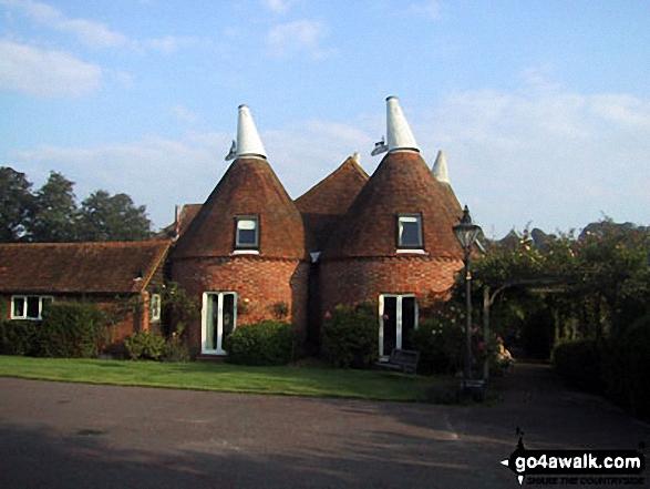 (Converted) Oast House nr Penshurst
