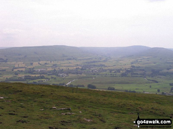 Hawes from Pike Hill