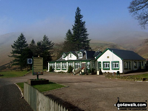 The Mosspaul Hotel on the A7 between Carlisle and Hawick
