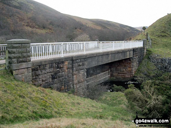 Careyburn Bridge across Carey Burn