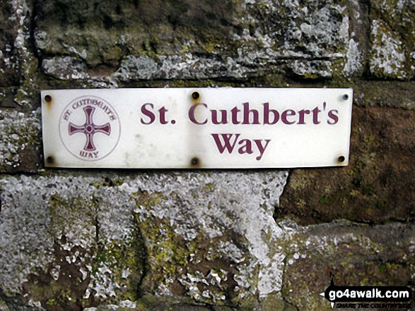 The St Cuthbert's Way, Wooler