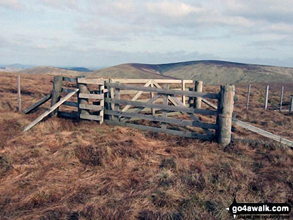 Millstone Edge (Tudhope Hill) summit