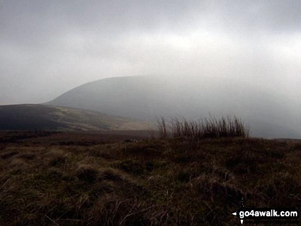 Roan Fell from Pike Fell summit