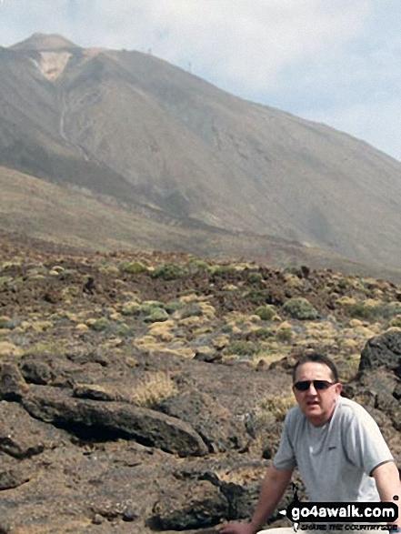 Mount Teide, El Teide National Park, Tenerife
