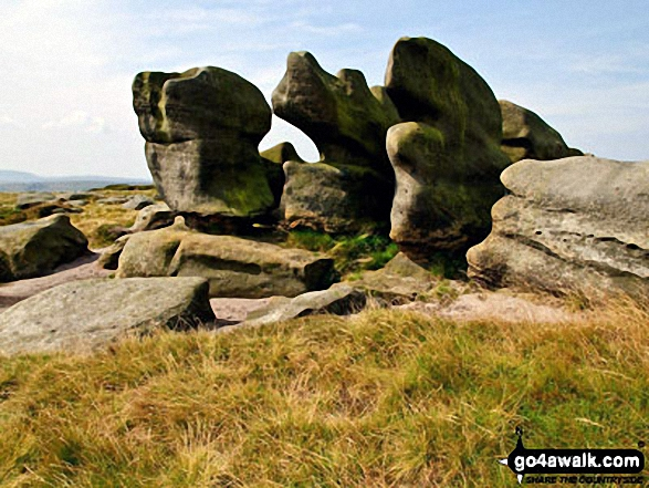 Bleaklow Stones (Bleaklow Hill)