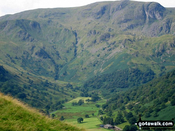Dovedale from Hartsop Dodd