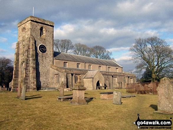 Slaidburn Church