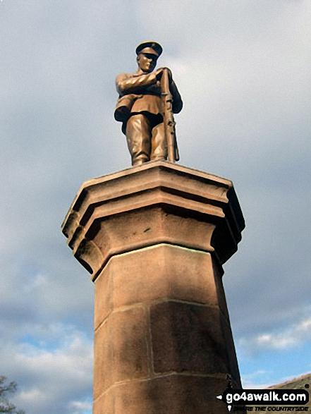 Slaidburn Village War Memorial