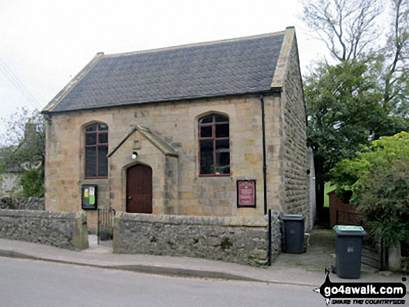 Methodist Chapel, Earl Sterndale