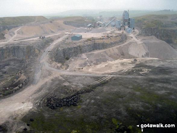 Hindlow Quarry