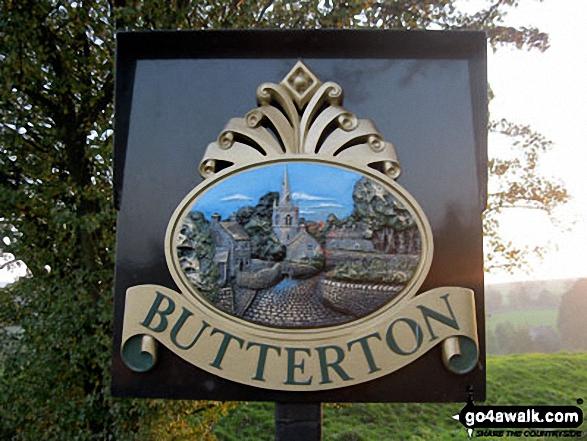 Butterton Village