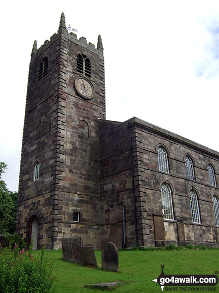Longnor Village Church