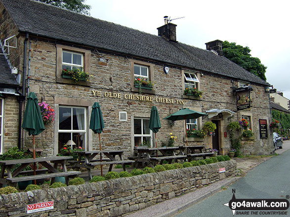 Ye Olde Cheshire Cheese Inn, Longnor